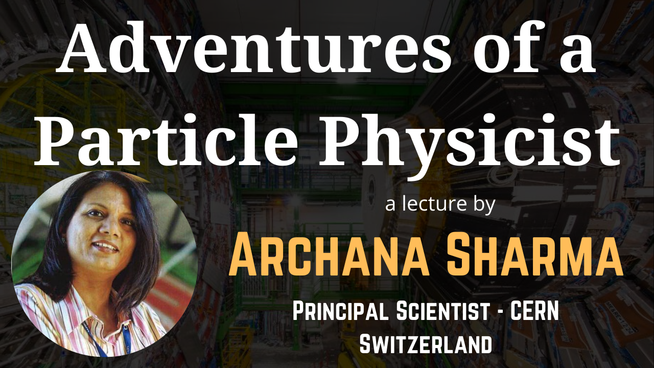 Adventures of a Particle Physicist