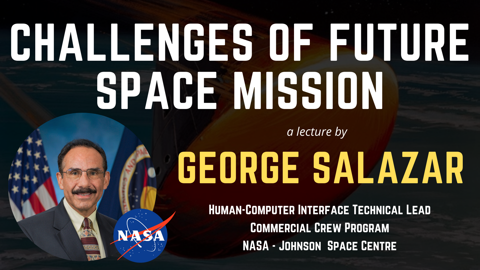 Challenges of Future Space Mission